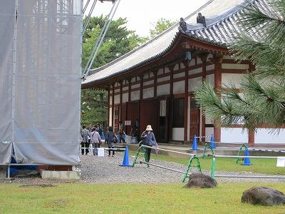 興福寺仮金堂 (7)