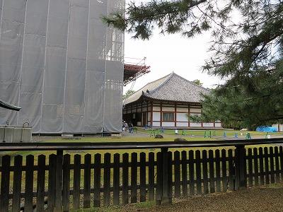興福寺仮金堂 (6)