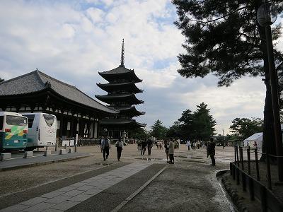 興福寺仮金堂 (3)