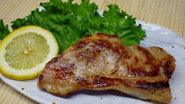 豚ロース塩麹