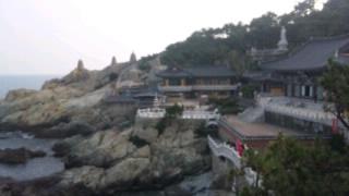 韓国プサン 海東龍宮寺