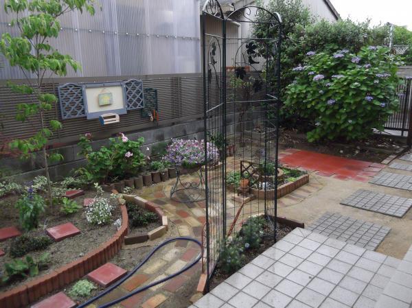 20120612庭の様子
