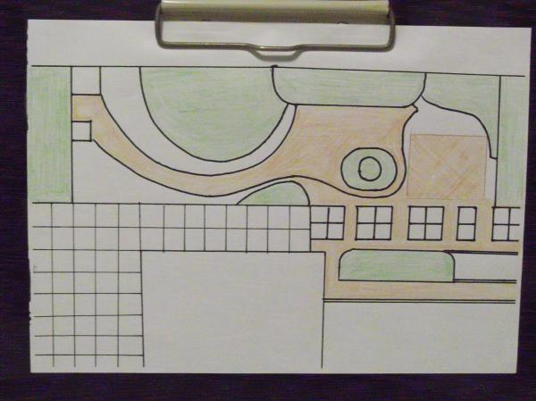 20120903 31分の1庭の見取図色つき