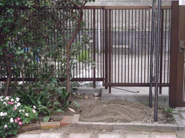 20121006庭からアーチ