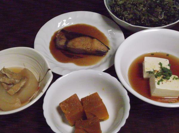 20121215夕食