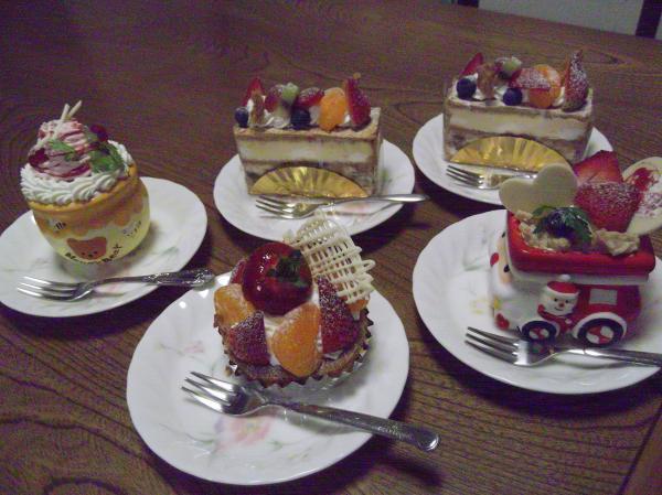 20121215ケーキ②