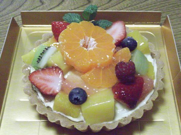 201302242月20日康夏ケーキ