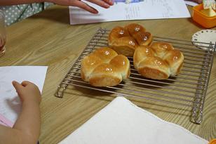 0704パン教室①