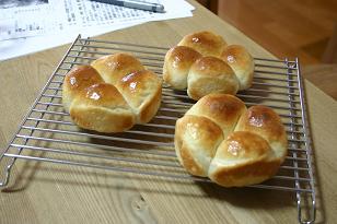 0704パン教室②