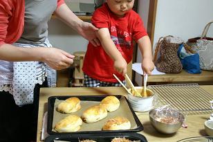 0705パン教室①