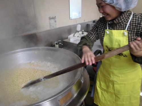 味噌作り6