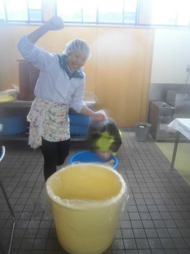 味噌作り14