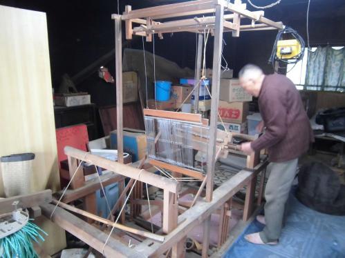 機織り機2