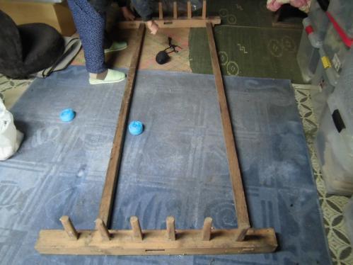 機織り機3