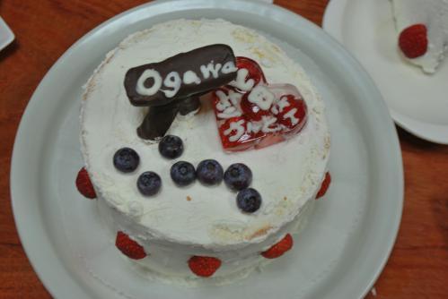 天文台ケーキ2
