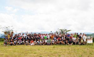 激坂サイクリング集合写真