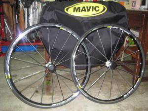 MAVICR-Sysロードバイク用ホイールセット