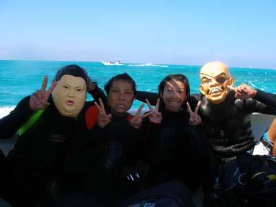 恩納村ダイビング