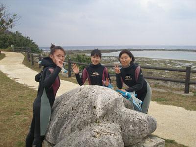 沖縄本島シュノーケリング