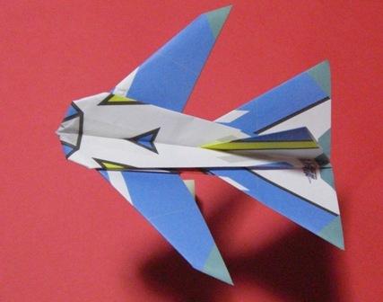 飛行機 折り紙 飛行機 折り紙 : omorik.blog.fc2.com