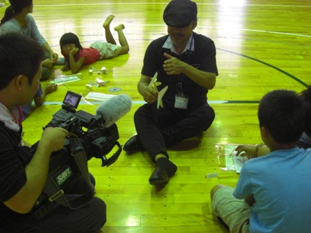 紙飛行機教室2