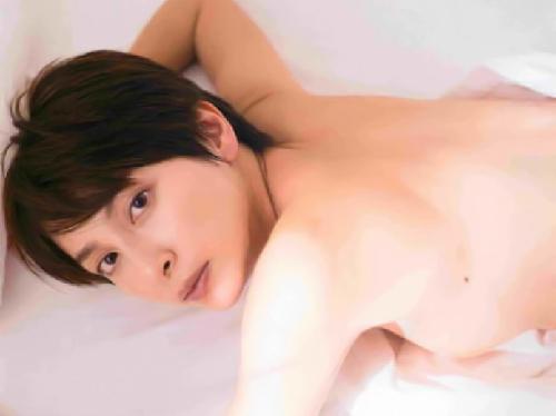 奥菜恵34歳セミヌードで復活