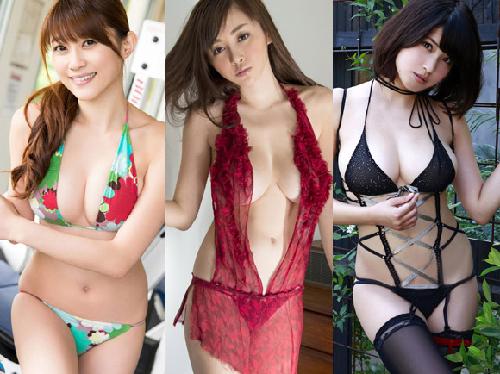 【爆乳頂上決戦】原幹恵(26) 杉原杏璃(32) 岸明日香(22) 画像×105