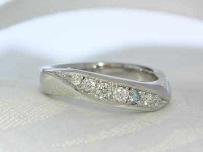 【Oreficeria高林】静岡県浜松市オーダーメイドの婚約指輪(エンゲージリング)・結婚指輪(マリッジリング)