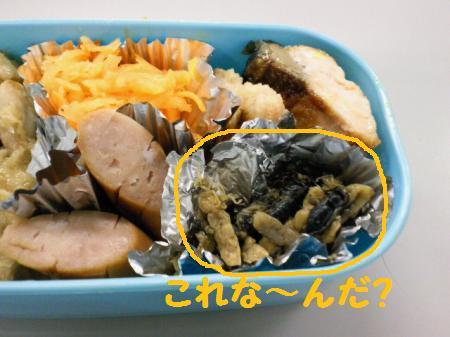 へぼ弁当1