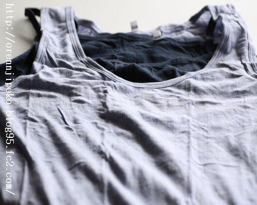 無印良品~女性服の重ね着着まわしシミュレーション