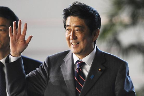 ◇◇◇首相就任後の安倍氏(2012年12月26日)