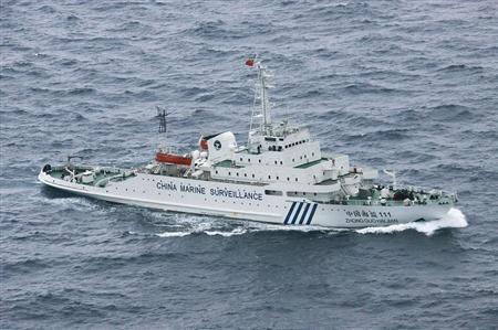 ◇◇◇中国の海洋監視船「海監111」