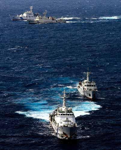 a 中国公船の領海侵犯が相次ぐ senkakur9
