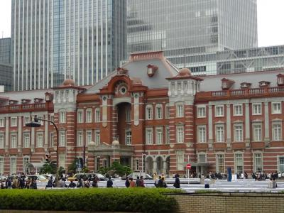 東京駅丸の内駅舎①