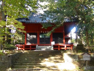 本宮神社 拝殿