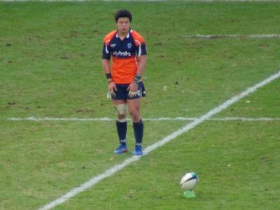 立川理道選手