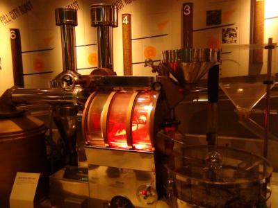UCCコーヒー博物館②