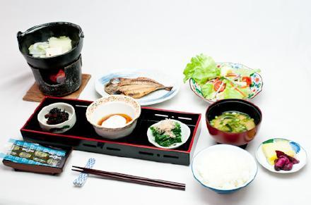 画像和食朝食