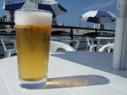 ビール酒宴会画像