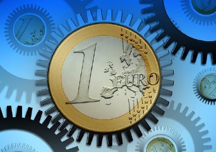 画像お金ユーロ