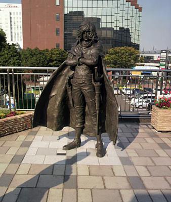 12.10.20小倉駅銅像