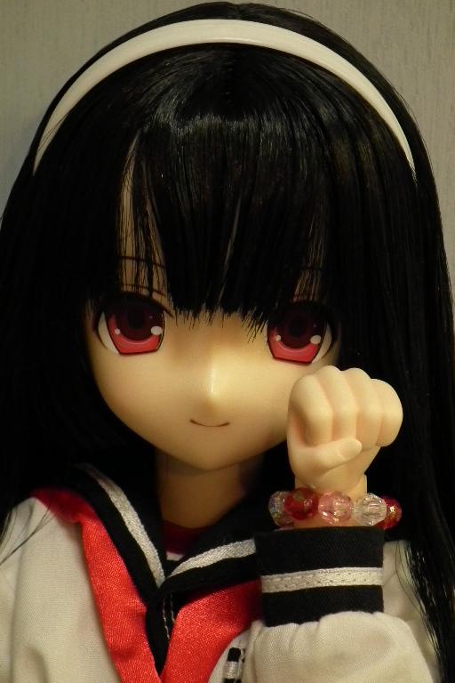 黒髪リリアさん!