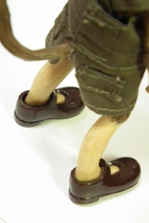 靴下はけます。