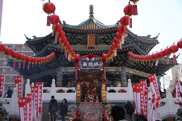 041 中華街 媽祖廟