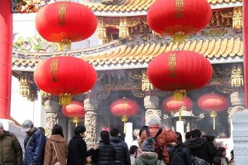 032 中華街 関帝廟