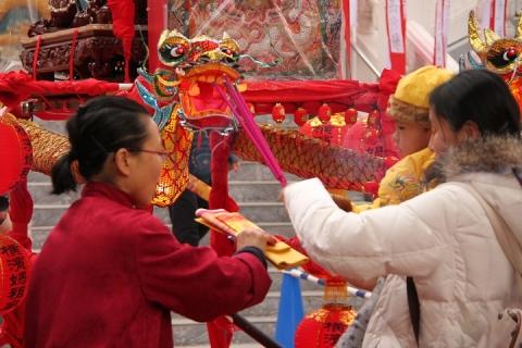 054 中華街 媽祖廟