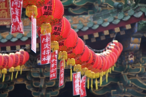 042 中華街 媽祖廟