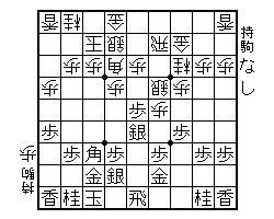対浅沼戦 対筋違い角▲8六角 2