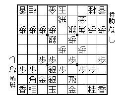 部内リーグ 石坂ー山内戦1
