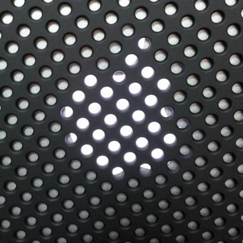 Perforated Hardshell Case009